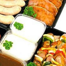 BBQ-arrangementen: BBQ Pakket 3