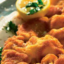 Menu 1: Schnitzel